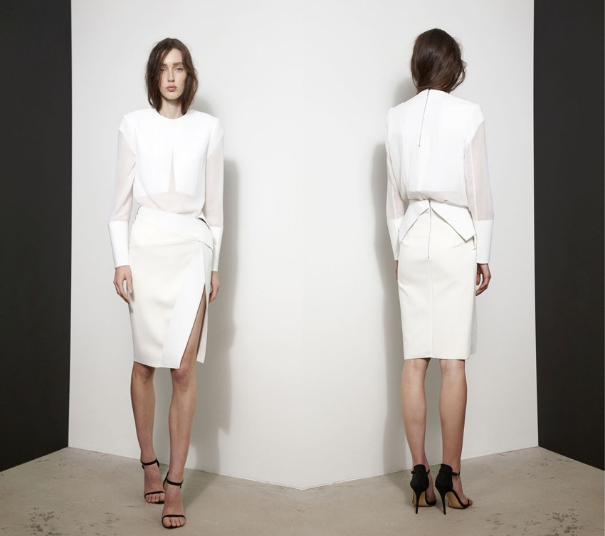 DION LEE TRANSIT AUTUMN WINTER 2013