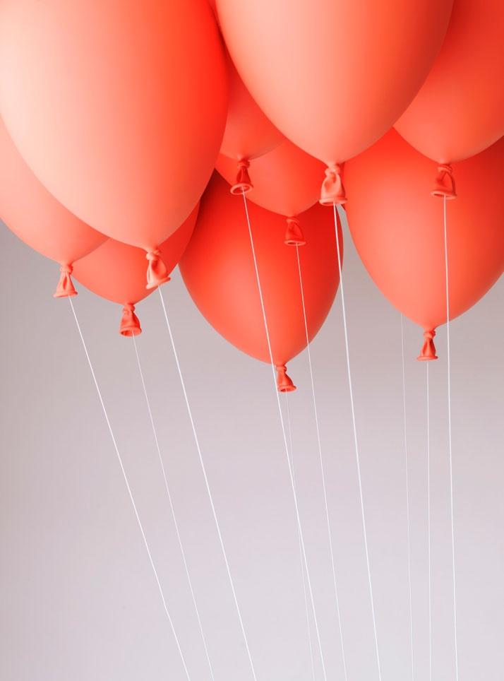 peach balloons!!!